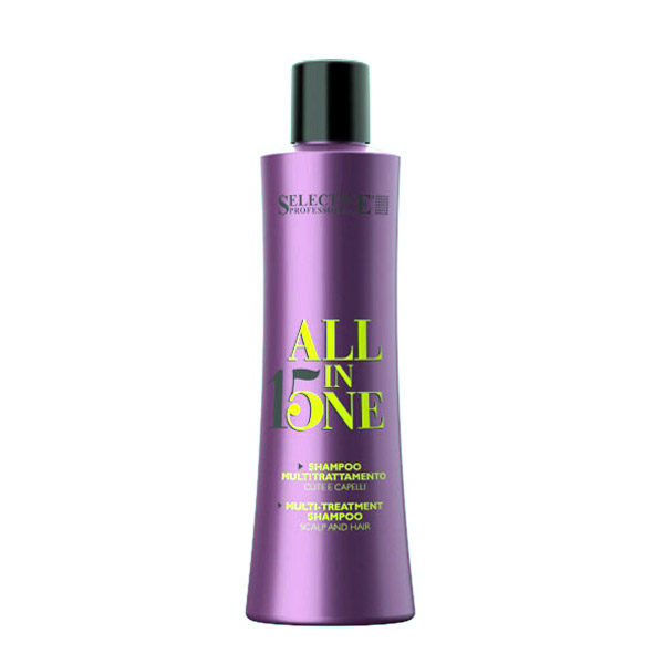 Selective All In One Shampoo Πολυθεραπείας 250ml
