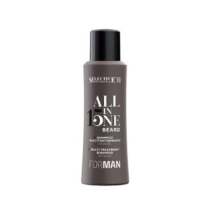 Selective Professional All in One Beard Shampoo για Γένια 100ml