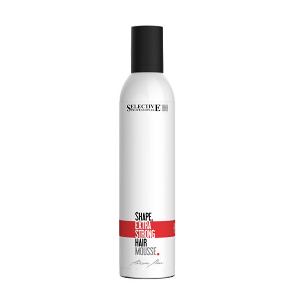 Selective Professional Shape Mousse Extra Strong Hold 400ml