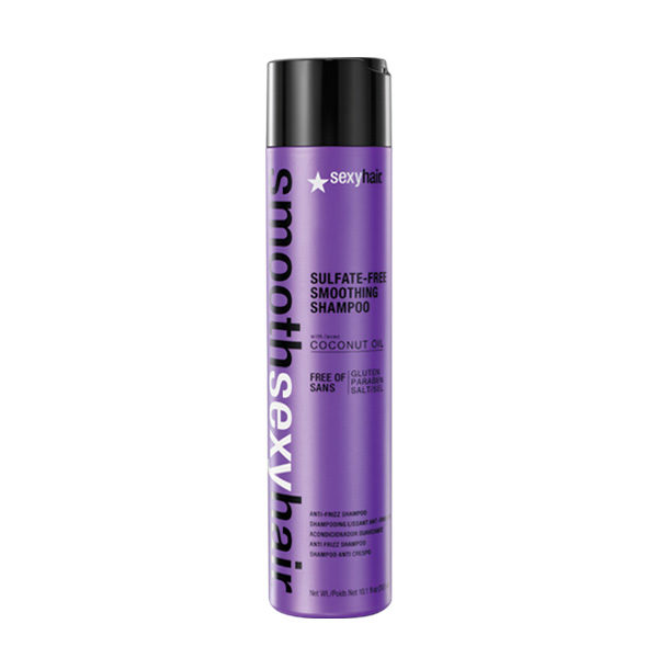 Sexy Hair Sulfate-Free Soy Smoothing Shampoo 300ml