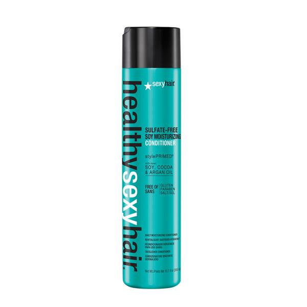 Sexy Hair Sulfate Free Soy Moisturizing Conditioner   updo.gr (Αντιπροσωπεία Sexy Hair Ελλάδος)