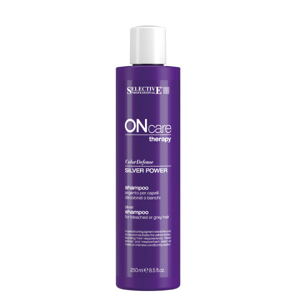 Selective Professional Silver Power Shampoo 250ml