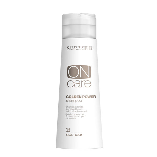 Selective Professional Golden Power Shampoo 250ml