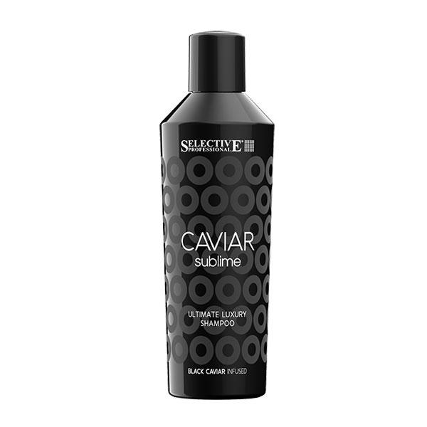 Selective Caviar Ultimate Luxury Shampoo | updo.gr (Αντιπροσωπεία Selective Ελλάδος/Κύπρου)