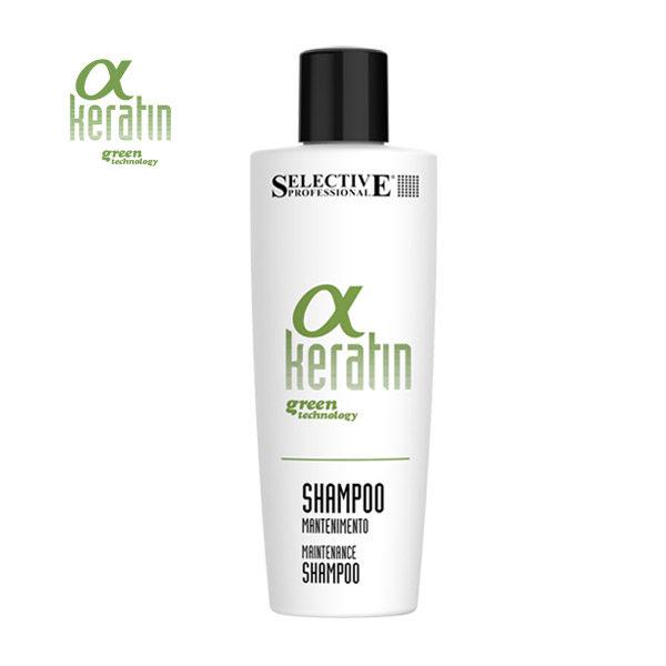 Selective Professional a-Keratin Shampoo 250ml