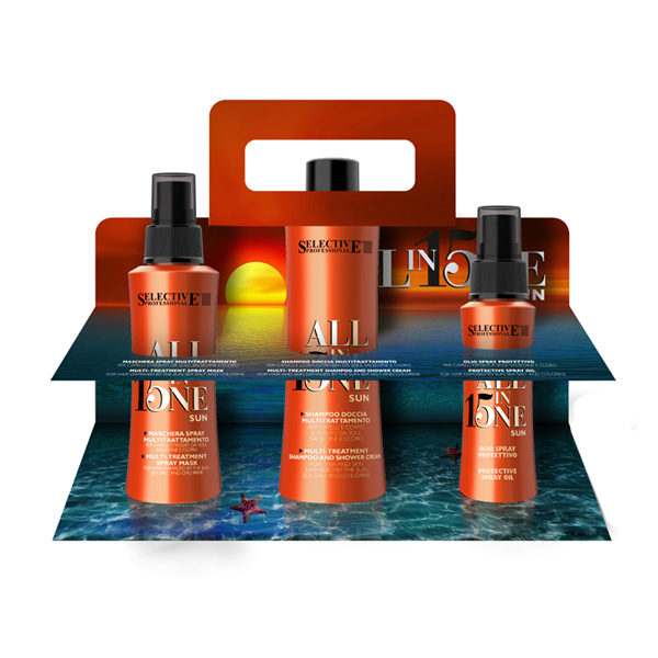 Selective All in One Sun 100ml