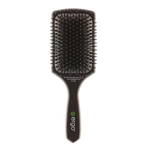 Ergo Ionic Polishing Paddle Brush