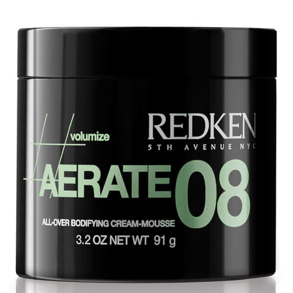 Redken Aerate 08 Bodifying Cream-Mousse (66g)