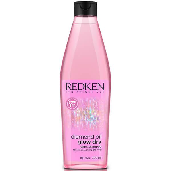 Redken Diamond Oil Glow Dry Shampoo (300ml)