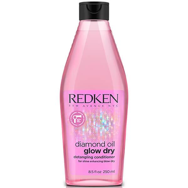 Redken Diamond Oil Glow Dry Conditioner (250ml)