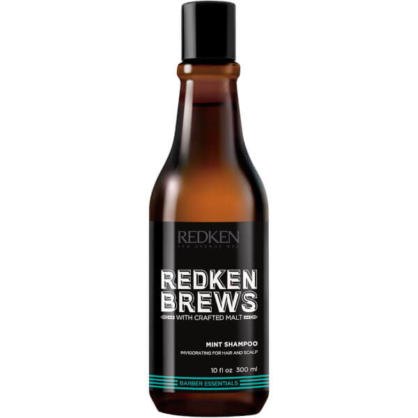 Redken Brews Mint Shampoo (300ml)