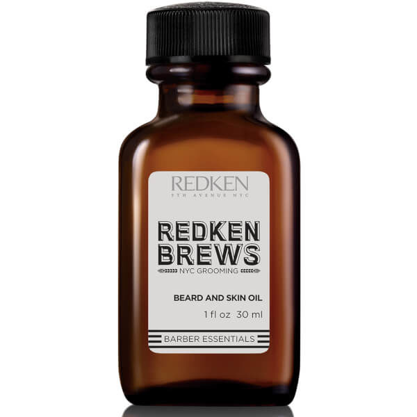 Redken Brews Βeard & Skin Oil (30ml)