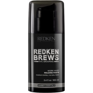 Redken Brews Work Hard Molding Paste (100ml)
