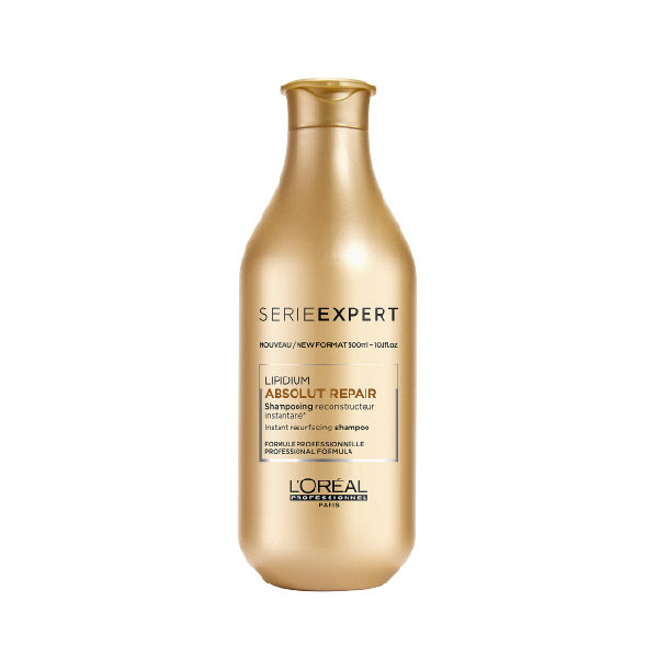 L'Oréal Professionnel Absolut Repair Lipidium Shampoo (300ml)