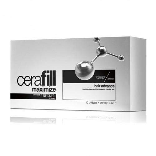 Redken Cerafill Hair Advance with Aminexil (10x6ml)