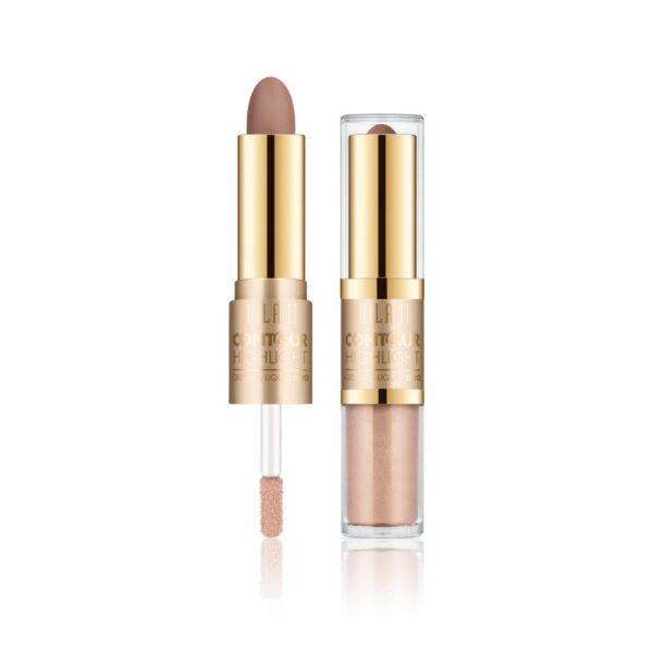 Milani Contour & Highlight Cream Liquid Duo Light/Natural