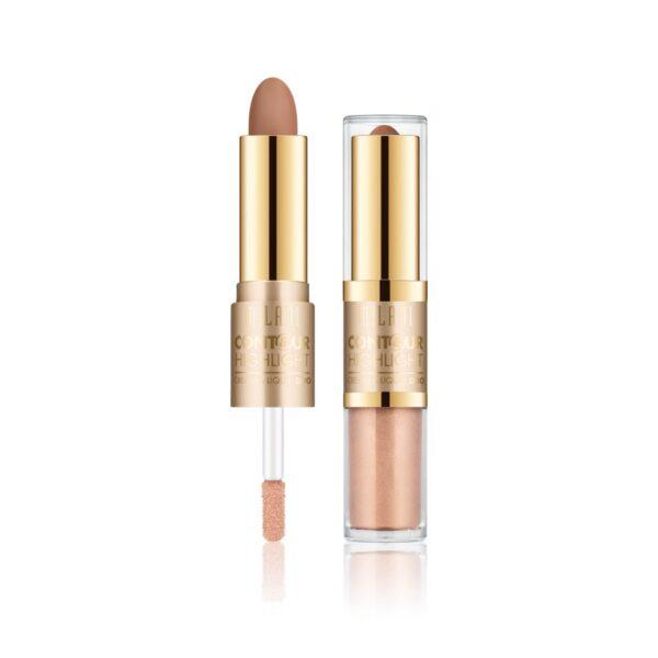 Milani Contour & Highlight Cream Liquid Duo Natural/Medium