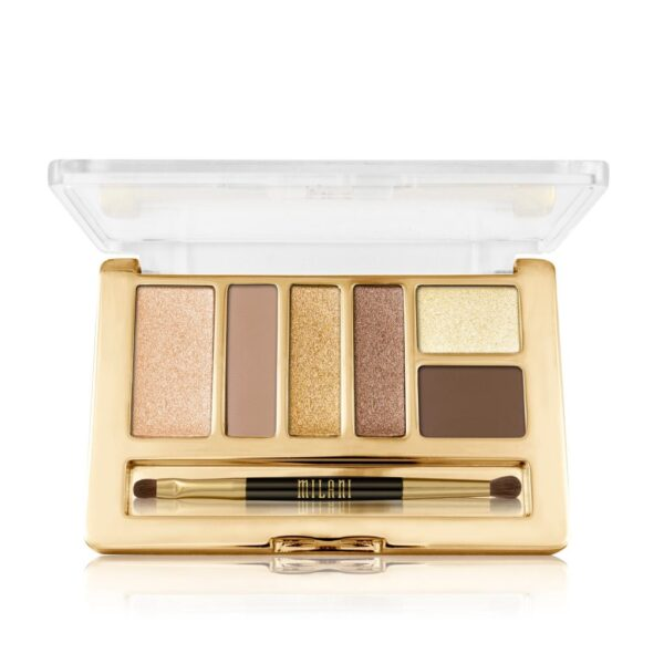 Milani Everyday Eyes Powder Eyeshadow Collection Bare Necessities