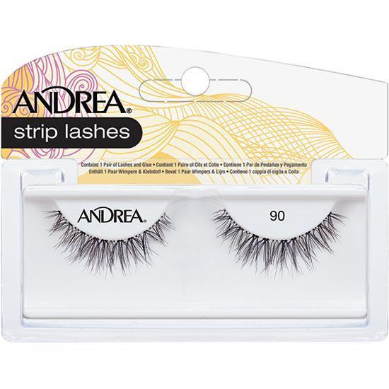 Andrea Strip Lashes – 90