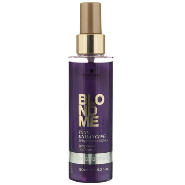 Blondme Tone Enhancing Spray Conditioner 150ml (Ψυχρά Ξανθά)