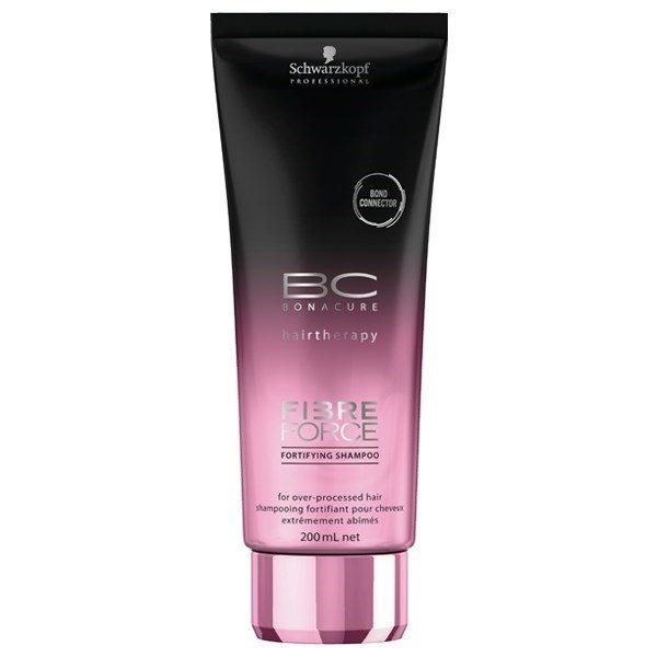 Schwarzkopf Professional BC Fibre Force Shampoo 200ml
