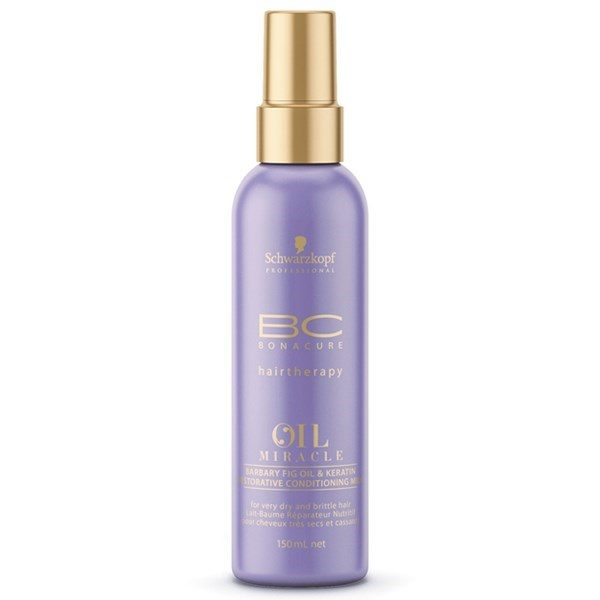 Schwarzkopf Professional BC Oil Miracle Barbary Fig Oil Conditioning Milk 150ml