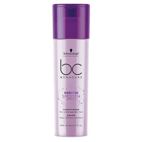 Schwarzkopf Professional BC New Smooth Perfect Conditioner 200ml