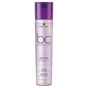 Schwarzkopf Professional BC New Smooth Perfect Micellar Shampoo 250ml