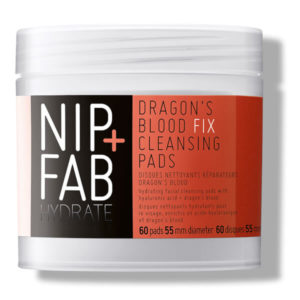 Nip + Fab Dragon's Blood Fix Cleansing Pads 60pcs