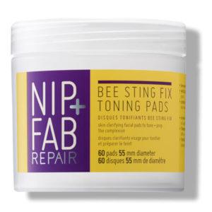 Nip + Fab Bee Sting Fix Toning Pads 60 pcs