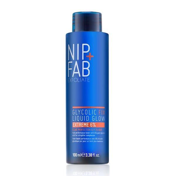 Nip + Fab Glycolic Fix Liquid Glow Extreme Tonic 6% 100ml