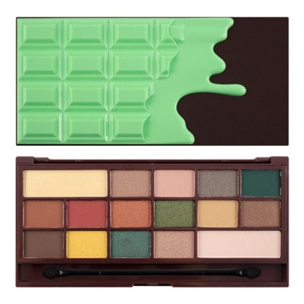 Revolution I Heart Love Chocolate Mint Palette