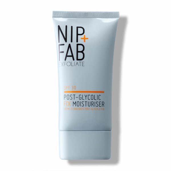 Nip + Fab Post-Glycolic Fix Moisturiser SPF30 40ml