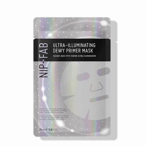Nip + Fab Ultra-Illuminating Dewy Primer Sheet Mask