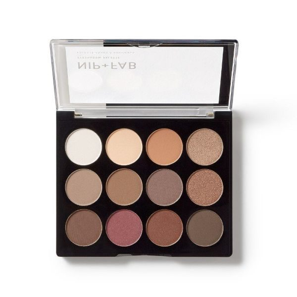 Nip + Fab Eyeshadow Palette Sculpted