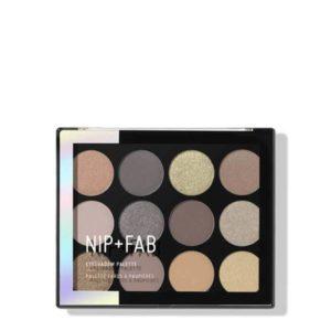 Nip + Fab Eyeshadow Palette Genlte Glam