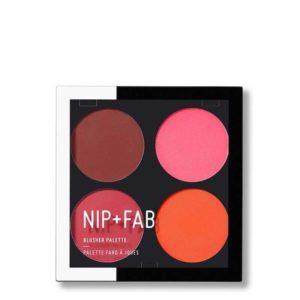 Nip + Fab Blusher Palette Blusher Brights