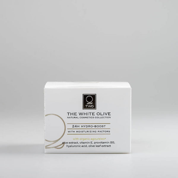 The White Olive 24H Hydro-Boost Face Cream 50ml