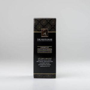 The White Olive Caviar Lux Face & Neck Serum 30ml