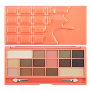 Revolution I Heart Chocolate and Peaches Palette