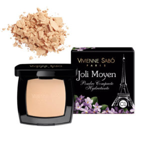 Vivienne Sabo Joli Moyen Mattifying Pressed Powder 11gr