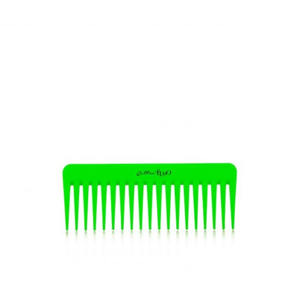 Gettin Fluo Long Comb Green