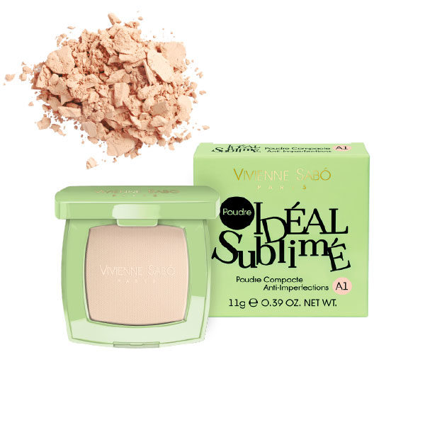 Vivienne Sabo Ideal Sublime Anti-Imperfection Pressed Powder A1 11gr