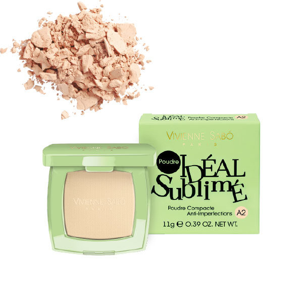 Vivienne Sabo Ideal Sublime Anti-Imperfection Pressed Powder A2 11gr