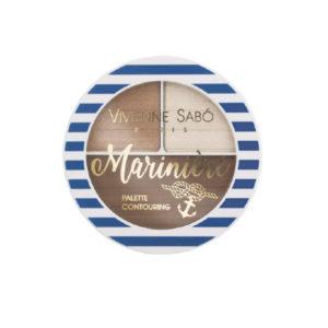 Vivienne Sabo Mariniere Face Contouring Palette No 02