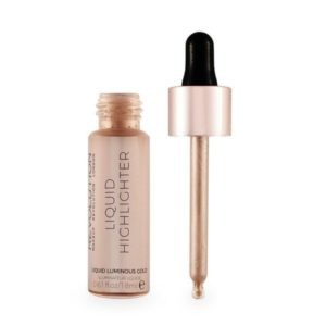 Revolution Liquid Highlighter Luminous Gold