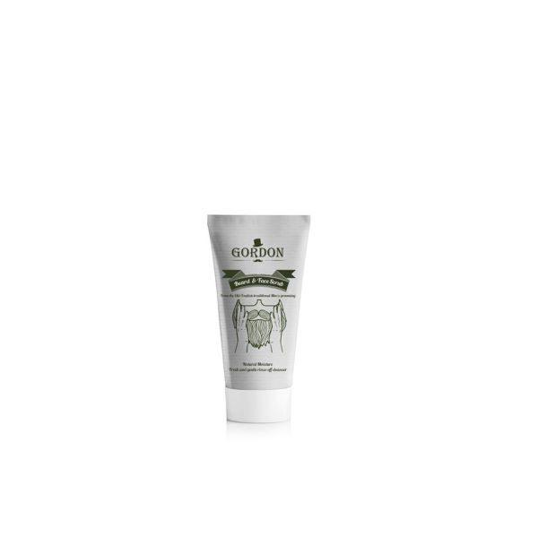 Gordon Beard and Face Scrub 50ml