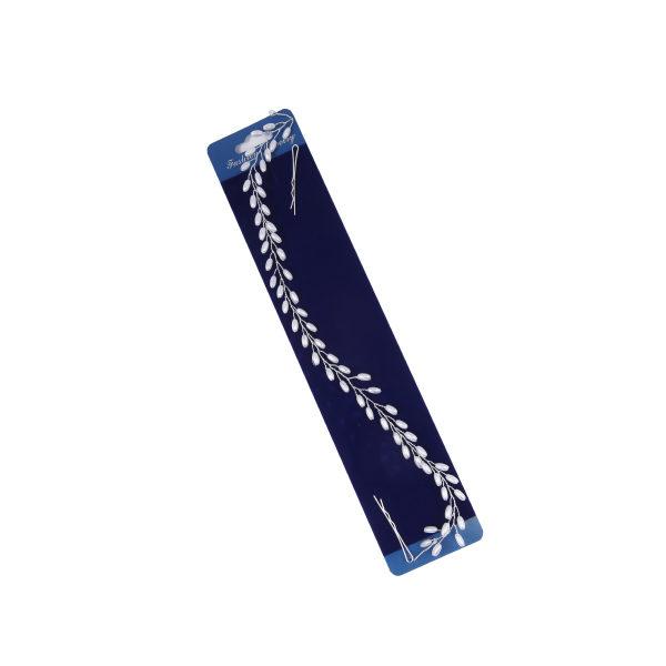 Ro Accessories Νυφικό Αξεσουάρ με Τσιμπιδάκι 30cm