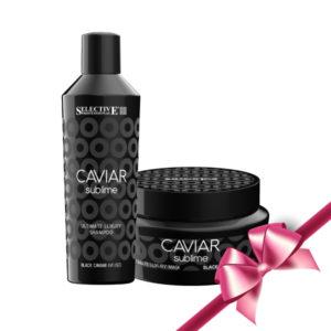 Selective Professional Caviar Xmas Gift