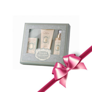 Panier Des Sens Body Care Gift Set Soothing Almond